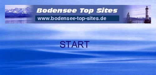 BODENSEE TOP SITES - START