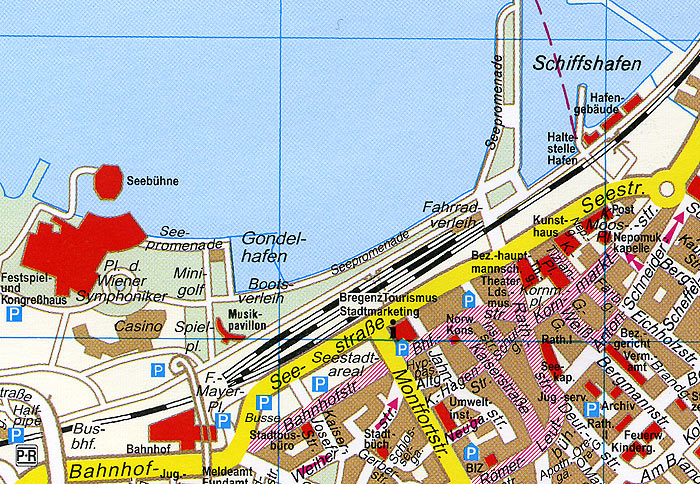 Map Ville
