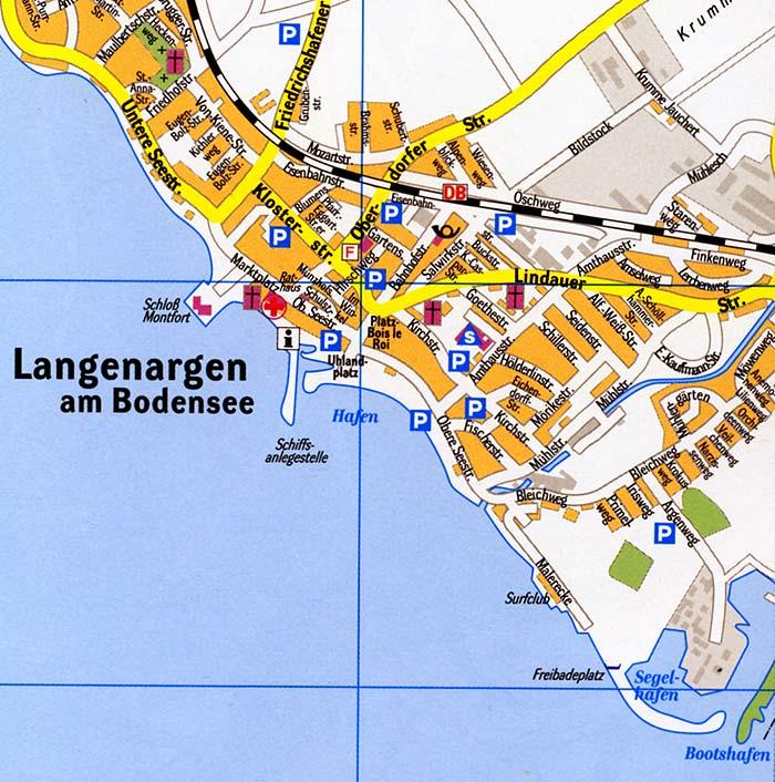 Bodensee karte langenargen redesignathome for Bodensee karte